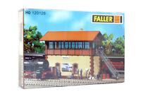 Faller H0 Bausatz 120126 Stellwerk Kleinau