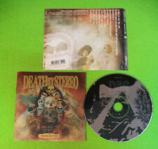 CD DEATH BY STEREO Death For Life 2005 Europe EPITAPH 6754-2 no lp dvd mc (CS29)