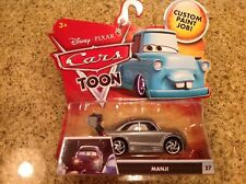 NEW DIsney/Pixar Cars Toon Manji #27 from Tokyo Mater