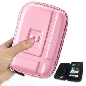 5 inch Hard Shell Carrying Case GPS Bag Pouch for Garmin Nuvi Tomtom GPS MP3 MP4