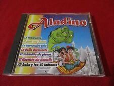 Aladino La Lampara Maravillosa Import CD Spain Spanish