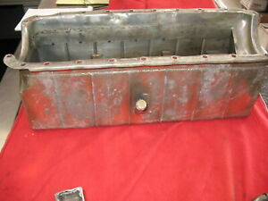 MILODON 31310 BIG BLOCK CHEVY FLWHEEL FORWARD V DRIVE OIL PAN AND PICKUP MUDDER
