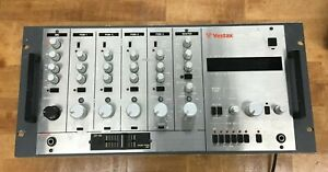 Vestax PMC46 House Version 4 Channel Professional Mixer