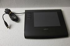 "Wacom Intuos 3 Graphics 4"" x 6"" Pen Tablet 5080 LPI USB 200 PPS PTZ-431W PC/Mac"