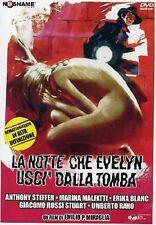 DVD La Notte Che Evelyn Usci' Dalla Tomba (1971) Emilio Miraglia - SIGILLATO