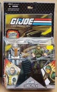 "G.I. Joe 25th Anniversary Comic 2-Pack: Deep Six & Rock 'N Roll 3.75"" Figure"