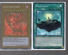 Yugioh Card - Super Rare Holo - Dreamland CT14-EN006 NEW