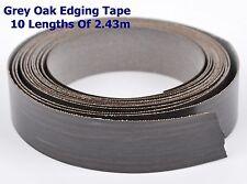 Montana Oak 22mm Wide Iron on Melamine Edging Veneer H230S