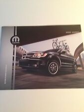 2013 Dodge Journey Accessories 8-page Dealer Brochure