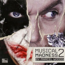 Various Artists : Musical Madness: Mixed By Marcel Woods - Volume 2 CD 2 discs