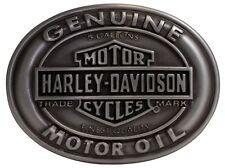 Harley-Davidson Lodis Genuine Motor Oil Buckle Gürtelschnalle