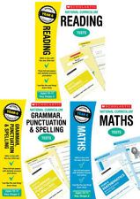 National Curriculum SATs Tests: Year 6 Ages 10-11 Key Stage 2 Pack of 3 (Maths,