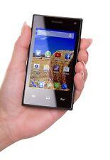 TTsims M5 3.5 inch Android Smart Phone Dual Camera 3G Dual Sim Card Black- 14day