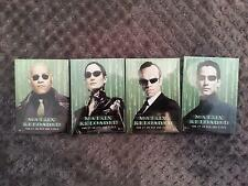 THE MATRIX RELOADED PROMOTIONAL PINS FREE SHIPPING