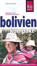 BOLIVIEN kompakt Reiseführer REISE KNOW-HOW 2012 DM Südamerika Amazonas