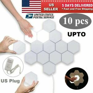 Quantum Lamp Touch Sensitive Modular LED Wall Lighting Hexagonal LED Night Light
