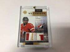 2011-12 UD ULTIMATE COLLECTION P.K. SUBBAN DUAL PATCHES 27/35