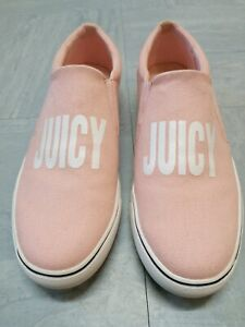 JUICY COUTURE TRAINERS RRP £90 UK 6.5 PINK