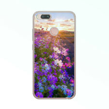 For Xiaomi Mi A1 A2 6X Mix 2S Painted Slim Soft Silicone Shockproof Case Cover