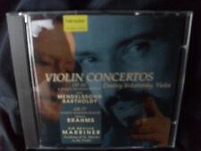 Mendelssohn/Brahms-Violin Concertos-Dmitry Sitkovetsky/Marriner/Academy...