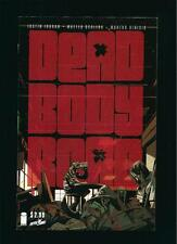 DEAD BODY ROAD US IMAGE COMIC VOL.1 # 5/'14