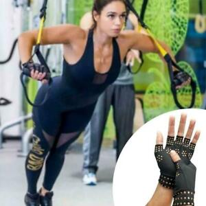 Magnetic Gloves Arthritis Therapy Support Pressure Pain Heal AU Relief J2F5