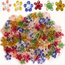 (50) premium Multicolor assorted Flower Glass Daisy Style Pipe Screens Lot Of 50