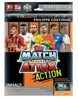 Topps Match Attax Action 2019/2020 Starterpack Sammelmappe Album 19/20