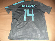Chelsea 2017 / 2018 nike third jersey # 14 BAKAYOKO shirt trikot maglia size XXL