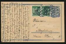 D.Reich Nr. 279 bII MiF auf P 150 ab SCHWELM 14.9.23, BPP-ATTEST (61550)