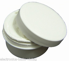 WHITE SLIDE GREASE FOR GEAR WAH WAH SYNTHESIZER AND ORGAN - 7 GRAMS