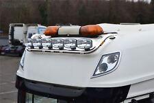 Para montar 13+ DAF XF 106 Super Space Cab Techo Barra De Luz + Led + puntos al ras Tipo B