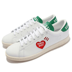 adidas Originals Stan Smith Human Made White Green Red Men Unisex Casual FY0734