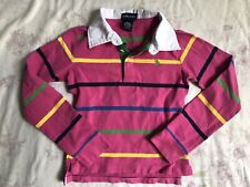POLO RALPH LAUREN Mädchen Polo Shirt Gr.122 7 years girls polo shirt slim fit