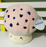 Kmart Mushroom Children's Plush Toy with Swing Tag 23cm Tall!