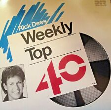 RADIO SHOW: RICK DEES TOP 40 12/10/88 WHITE LION, CHEAP TRICK, CHICAGO, POISON