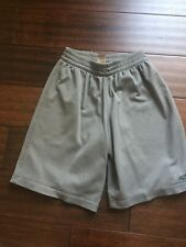 BOYS BY CHAMPION SHORTS SIZE M 8-10 GRAY