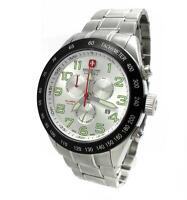 Swiss Military Hanowa Night Rider II Alarm Chrono 06-5150 Herren Uhr UVP*548,00€