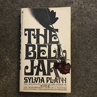 The Bell Jar Sylvia Plath Bantam Edition 1972 Paperback