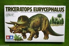 Dinosauro Triceratopo eurycephalus Tamiya kit scala 1/35 60201