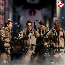 PREORDINE Ghostbusters Action Figures 1/12 Deluxe Box Set