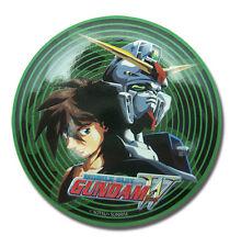 **Legit** Gundam Wing Hero & Wing Authentic Anime 3.00'' Button #82046