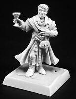 ARIC THE HALVON - PATHFINDER REAPER figurine miniature jdr d&d rpg noble 60204