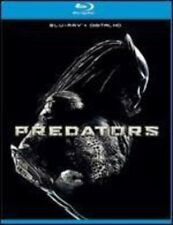 Predators [New Blu-ray] Pan & Scan, Faceplate