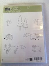 NEW STAMPIN UP LIFE IN THE FOREST