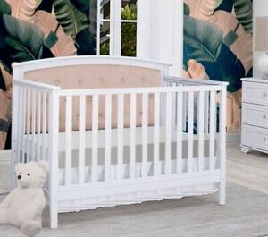 New Pink Baby Girl Cribs