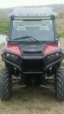 POLARIS RZR 900 900S XP 1000 LED LIGHT BAR BRACKET MOUNT WITH WINDSHIELD