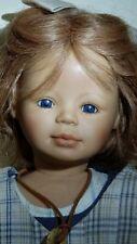 """🔥 Zapf Doll """"Helene"""" by Von Bettina Feigenspan 2000 with COA! NIB #46 RARE VHTF"""