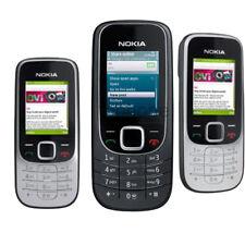 Unlocked Nokia 2330 Classic 2330c Java Bluetooth Original Cellphone Black Silver
