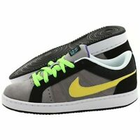 SCARPE SNEAKERS DONNA NIKE ORIGINALE ISOLATE JR 366663 001 PELLE AI NUOVO